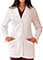 Barco Prima Womens Two Pocket 30 inch White Medical Lab Coat