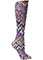 Celeste Stein Women's Blu Fleur Missoni Knee High