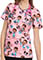 Tooniforms Disney Women's Mock Wrap Top