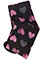 Cherokee Women's Caring Is Love Knee Highs 12 mmHg Compression