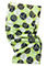 Cherokee Women's Dots So Mod Knee Highs 12 mmHg Compression