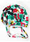 Code Happy Unisex Oh My Frog Bouffant Scrub Hat