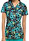 Dickies On The Wild Side Women's V-Neck Top