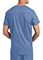 Landau Men's Pre-Washed V-Neck Tunic