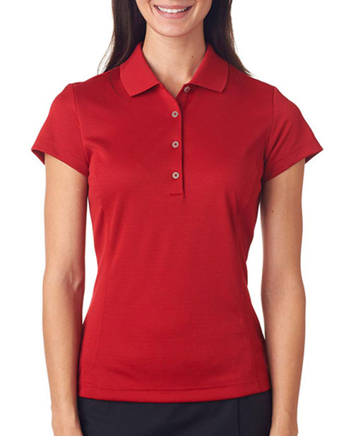 A171 Adidas Ladies' ClimaLite Solid Polo