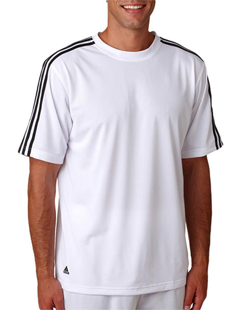 A72 Adidas ClimaLite 3-Stripes Golf Tee