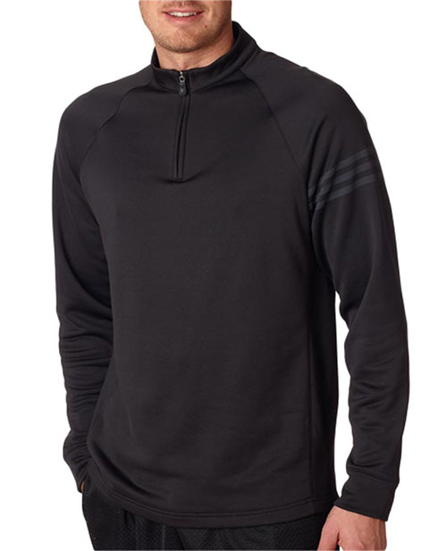 A74 Adidas Men's Performance Half-Zip Training Top