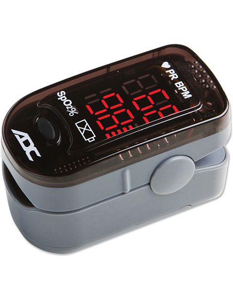 ADC Pulse Oximeters Unisex Digital Fingertip