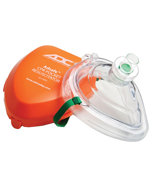 ADC EMS Products Unisex Adsafe CPR Resuscitator