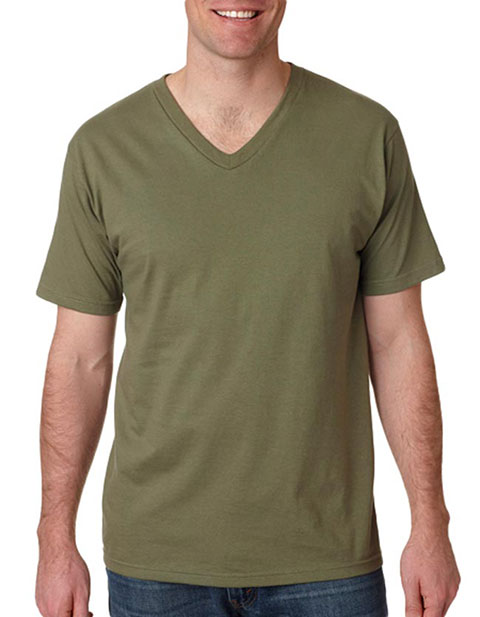 982 Anvil Adult Fashion-Fit V-Neck Tee