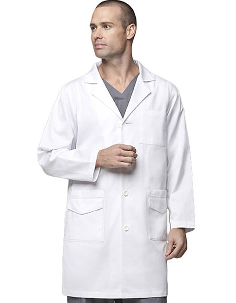 Carhartt Men's 37 Inch Twill 6 Pocket Lab Coat