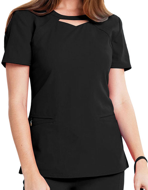 Careisma Fearless Women's Round Neck Top