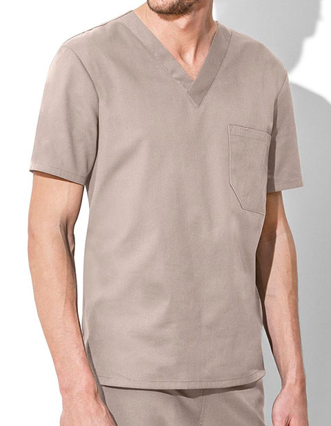 Cherokee Workwear WW Flex Unisex V-Neck Top