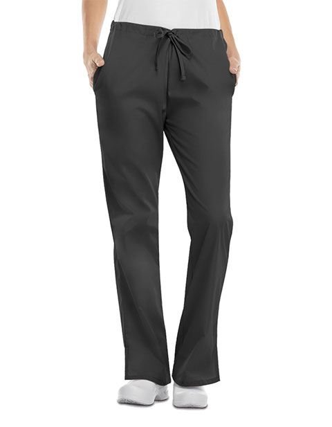 Cherokee Workwear Women Tall Low Rise Scrub Pants