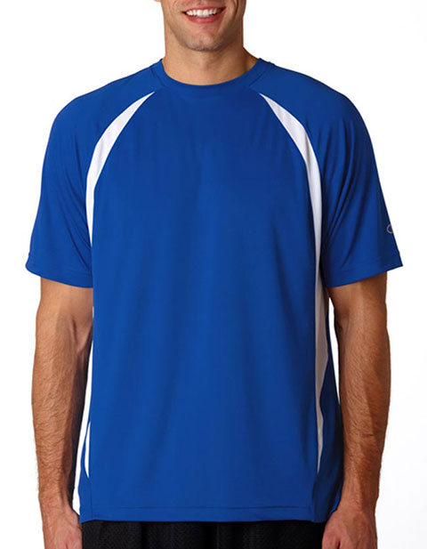 T252 Champion Adult Double Dry Elevation T-Shirt