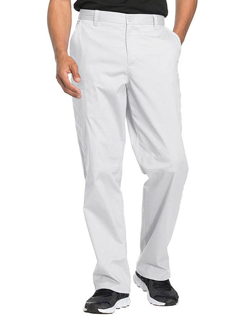Cherokee Workwear Core Stretch Men's Fly Front Tall Pant