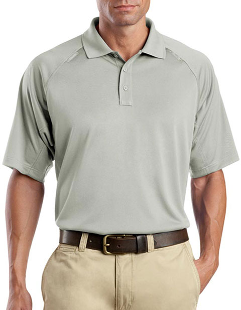 CornerStone Men's Snag-Proof Tactical Polo