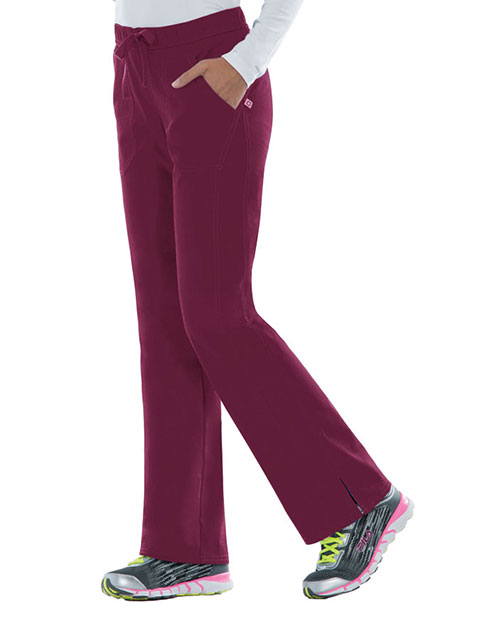 Dickies EDS Signature Stretch Women's Low Rise Straight Leg Drawstring Tall Pant