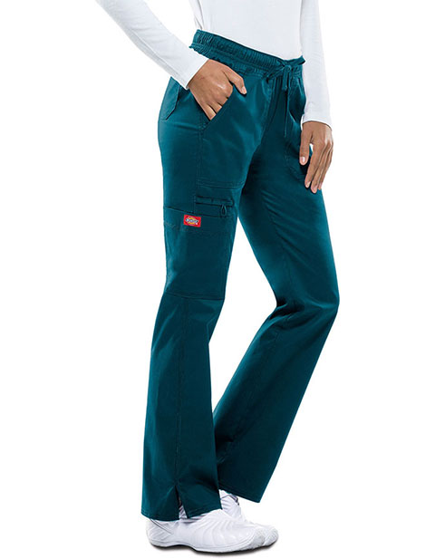 Dickies GenFlex Women's Low Rise Straight Leg Cargo Tall Pant