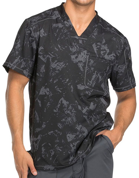 Dickies Don't Distress Me Out Men's V-Neck Top