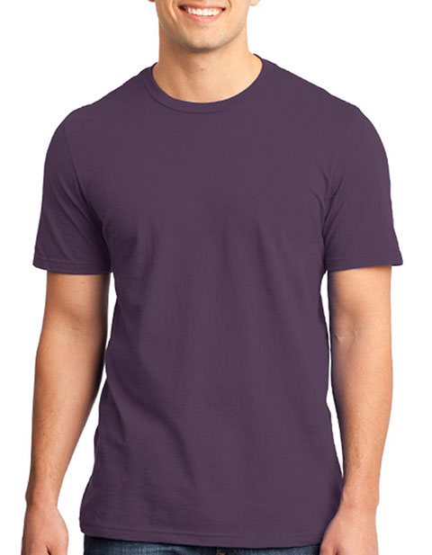 District  - Young Mens Very Important Tee . DT6000