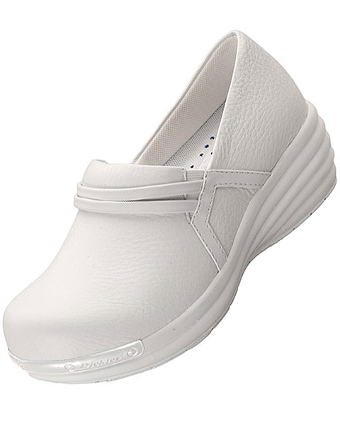 Dickies Women Triumph Axiom White Step In Nursing Shoes