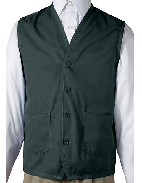 Apron Vest With Waist Pockets