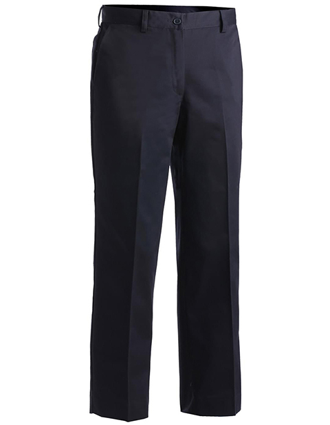 Women's Easy Fit Chino Flat Front Pant