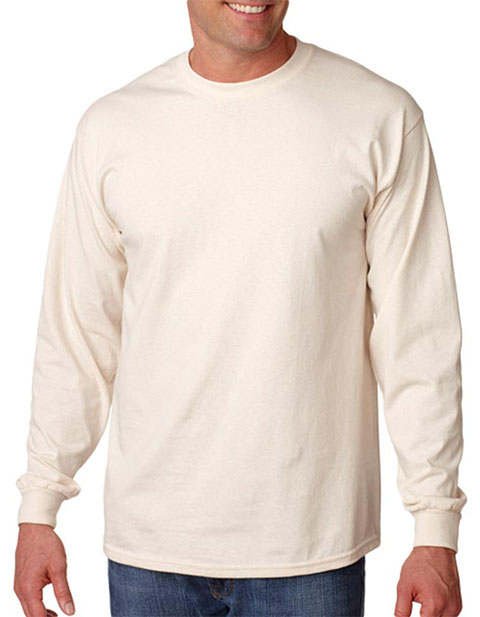 G2400 Gildan Adult Ultra CottonLong-Sleeve T-Shirt
