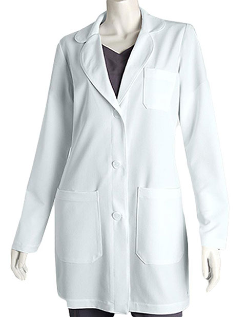Greys Signature Women's Three Pocket 32 inch Lab Coat