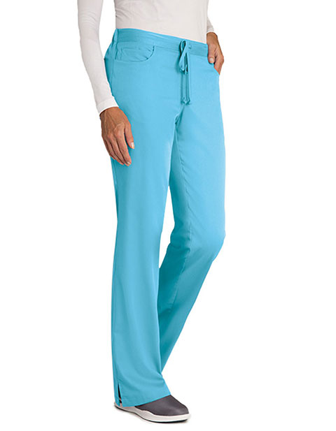 Grey S Anatomy 4232t Women S Drawstring Tall Scrub Pants