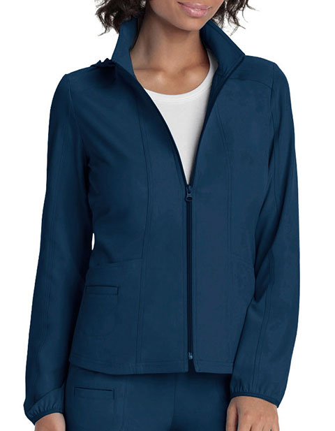 HeartSoul Women's In Da Hood Warm-up Jacket