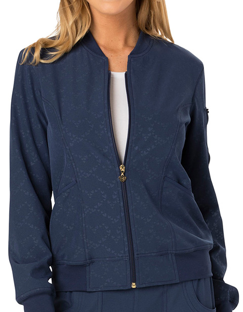 HeartSoul Break Free Women's Beat Of My Heart Solid Jacket