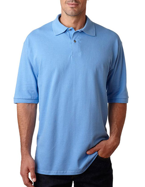 440 Jerzees Men's Ring-Spun Cotton Piqué Polo