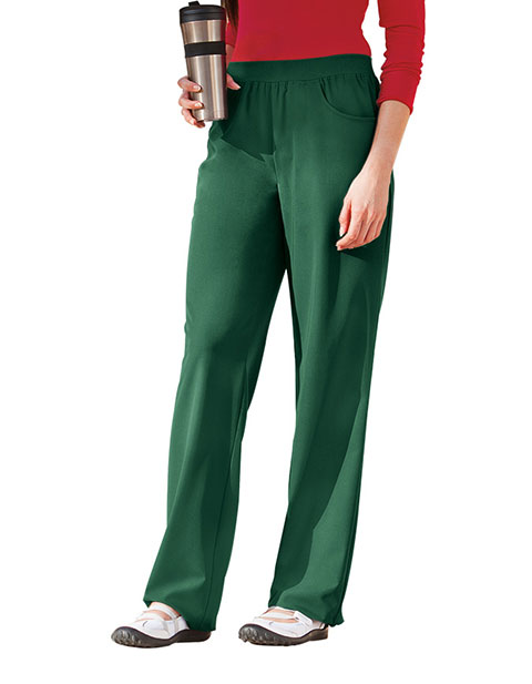 Jockey Scrubs Womens Tall Elastic Waist Scrub Pants