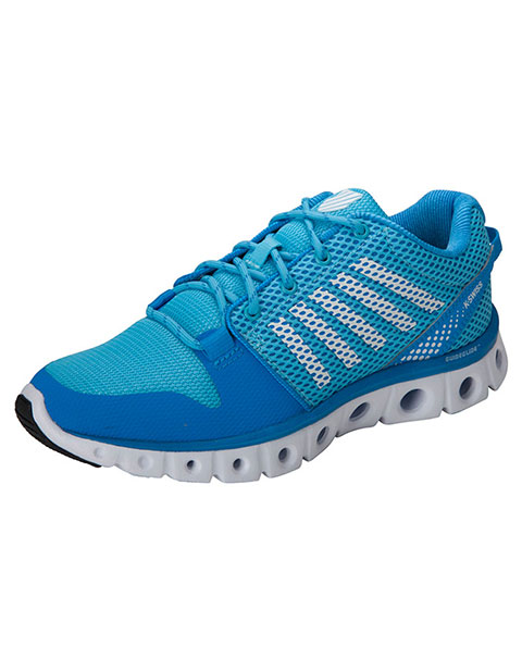 K-Swiss Women's Baby Aster/Bachelor Button Athletic Tubes Technology Footwear