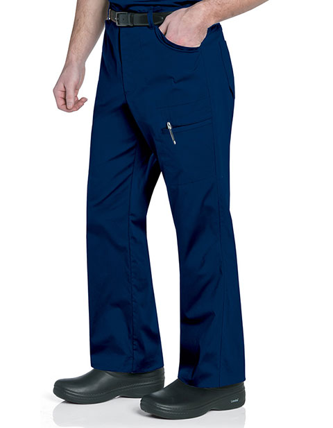 Landau Trends Men's Dual Waistband Cargo Pant W/ Knee Darts