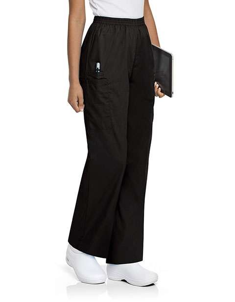 Landau ScrubZone Womens Three Pocket Cargo Medical Scrub Pants