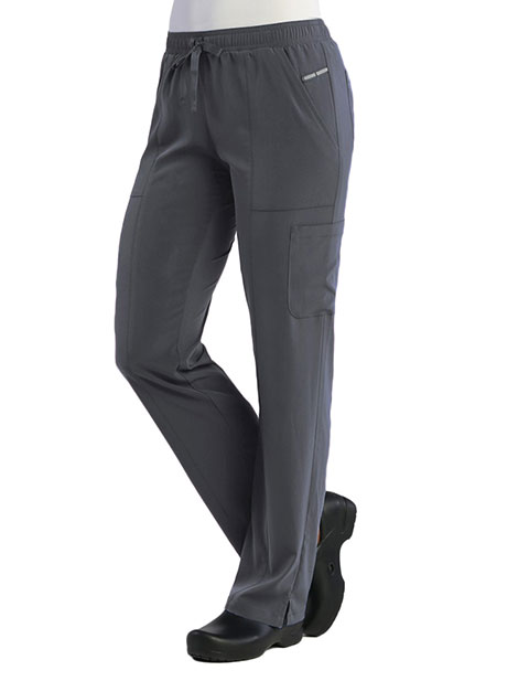 Maevn Pure Ladies Reflective Tapered Petite Pant