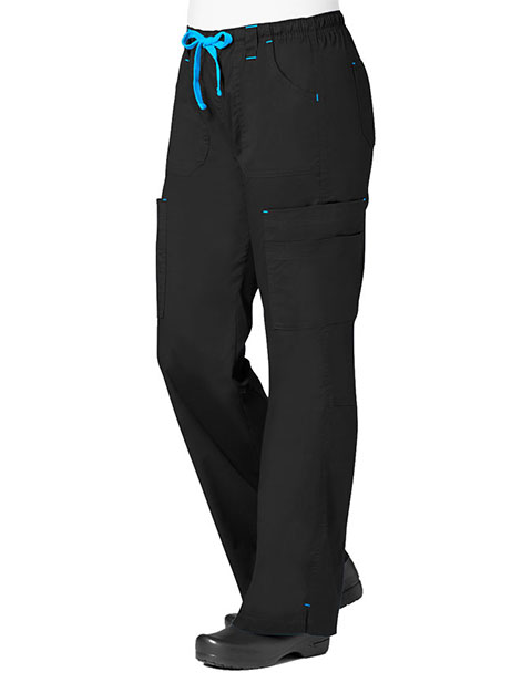 Maevn Blossom Women's Multi Pocket Cargo Pant