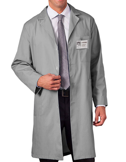 Meta Unisex Colored Long Lab Coat
