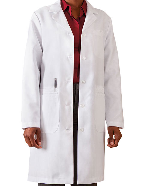 White Swan Meta Women 37 Inches Xstatic Medical Lab Coat
