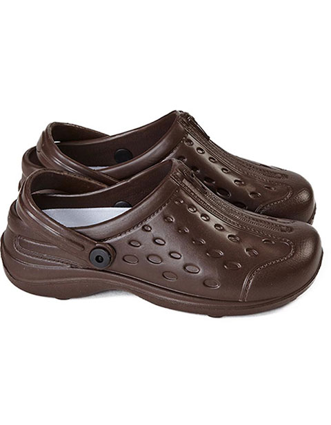 Natural Uniforms RAINDROP CLOGS W/ STRAP