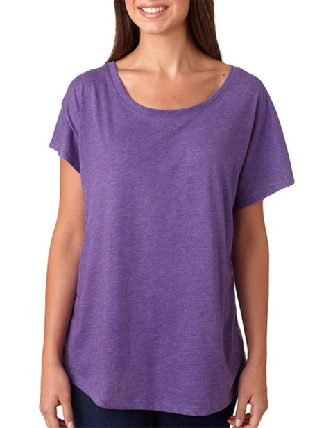 6760 Next Level Tri-Blend Dolman