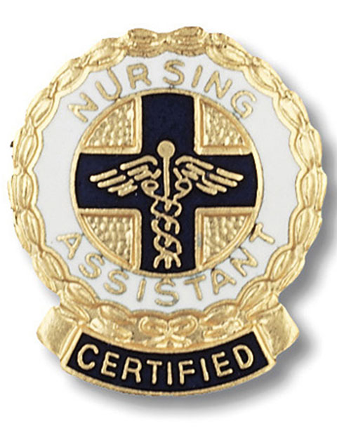 Prestige Certified Nursing Assistant Pin