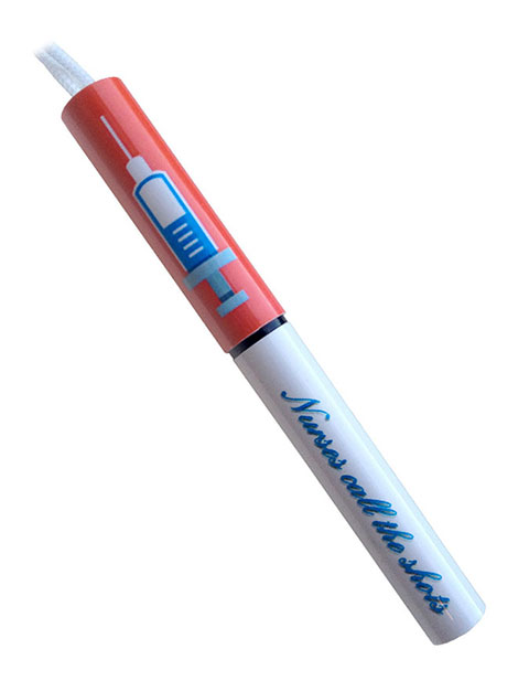Prestige Nurse Quotes White  Rope Pens