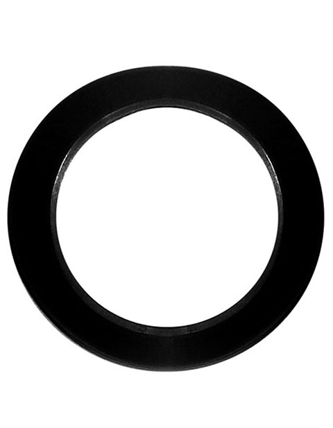 Prestige Non-Chill Ring Black Replacement For 128 Series Stethoscopes