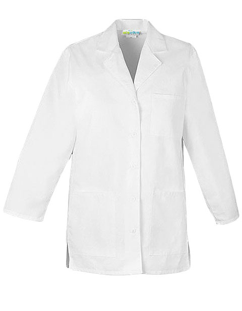 PU Made To Order Women's Short Lab Coat