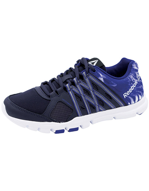 Reebok Women's MemoryTech Lace-Up Athletic Footwear