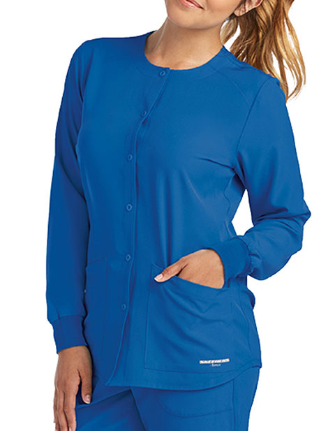 Skechers Women's Stablity Snap Front Jacket